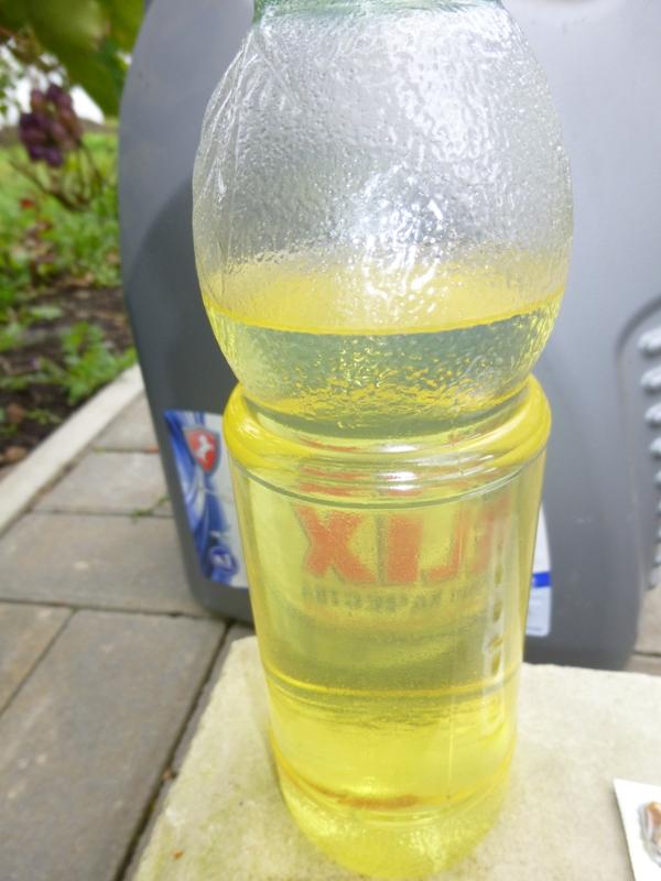 Бензин с биокатализатором MPG
